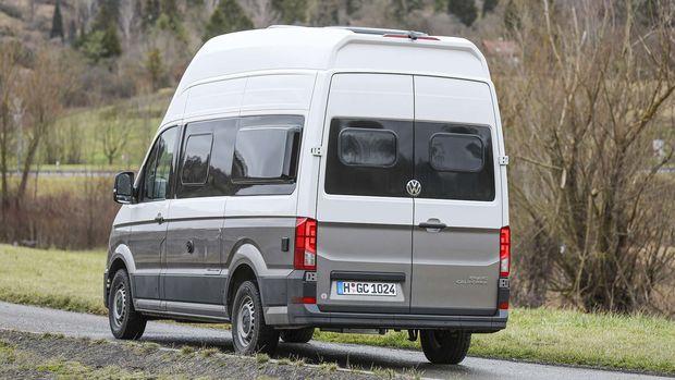 VW Grand California 600 (2020)